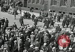 Image of Unemployed men demonstrate during depression Minneapolis Minnesota USA, 1934, second 36 stock footage video 65675023138