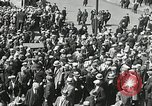 Image of Unemployed men demonstrate during depression Minneapolis Minnesota USA, 1934, second 38 stock footage video 65675023138
