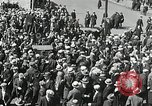 Image of Unemployed men demonstrate during depression Minneapolis Minnesota USA, 1934, second 39 stock footage video 65675023138
