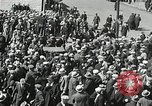 Image of Unemployed men demonstrate during depression Minneapolis Minnesota USA, 1934, second 40 stock footage video 65675023138