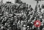 Image of Unemployed men demonstrate during depression Minneapolis Minnesota USA, 1934, second 41 stock footage video 65675023138