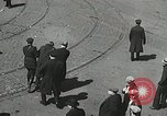 Image of Unemployed men demonstrate during depression Minneapolis Minnesota USA, 1934, second 55 stock footage video 65675023138