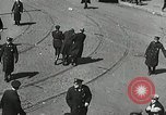 Image of Unemployed men demonstrate during depression Minneapolis Minnesota USA, 1934, second 59 stock footage video 65675023138