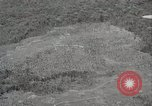 Image of Aerial view of Airstrip Solomon Islands, 1943, second 3 stock footage video 65675023145