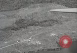 Image of Aerial view of Airstrip Solomon Islands, 1943, second 8 stock footage video 65675023145