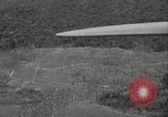 Image of Aerial view of Airstrip Solomon Islands, 1943, second 37 stock footage video 65675023145