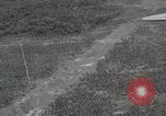Image of Aerial view of Airstrip Solomon Islands, 1943, second 60 stock footage video 65675023145