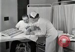 Image of Protein allergy test Detroit Michigan Henry Ford Hospital USA, 1936, second 9 stock footage video 65675023149