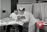 Image of Protein allergy test Detroit Michigan Henry Ford Hospital USA, 1936, second 13 stock footage video 65675023149