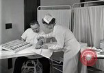 Image of Protein allergy test Detroit Michigan Henry Ford Hospital USA, 1936, second 14 stock footage video 65675023149