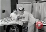 Image of Protein allergy test Detroit Michigan Henry Ford Hospital USA, 1936, second 19 stock footage video 65675023149