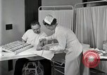 Image of Protein allergy test Detroit Michigan Henry Ford Hospital USA, 1936, second 21 stock footage video 65675023149