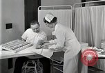 Image of Protein allergy test Detroit Michigan Henry Ford Hospital USA, 1936, second 24 stock footage video 65675023149