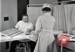 Image of Protein allergy test Detroit Michigan Henry Ford Hospital USA, 1936, second 29 stock footage video 65675023149