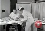Image of Protein allergy test Detroit Michigan Henry Ford Hospital USA, 1936, second 46 stock footage video 65675023149