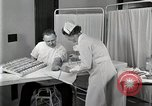 Image of Protein allergy test Detroit Michigan Henry Ford Hospital USA, 1936, second 47 stock footage video 65675023149