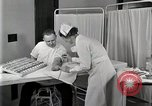 Image of Protein allergy test Detroit Michigan Henry Ford Hospital USA, 1936, second 48 stock footage video 65675023149