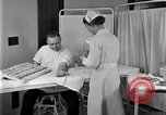 Image of Protein allergy test Detroit Michigan Henry Ford Hospital USA, 1936, second 59 stock footage video 65675023149