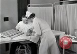 Image of Protein allergy test Detroit Michigan Henry Ford Hospital USA, 1936, second 62 stock footage video 65675023149