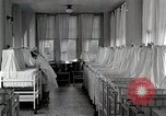 Image of division of Pediatrics Detroit Michigan Henry Ford Hospital USA, 1936, second 20 stock footage video 65675023150