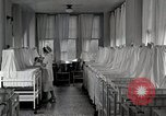 Image of division of Pediatrics Detroit Michigan Henry Ford Hospital USA, 1936, second 21 stock footage video 65675023150