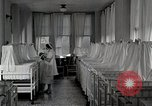 Image of division of Pediatrics Detroit Michigan Henry Ford Hospital USA, 1936, second 22 stock footage video 65675023150