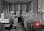 Image of division of Pediatrics Detroit Michigan Henry Ford Hospital USA, 1936, second 30 stock footage video 65675023150