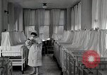 Image of division of Pediatrics Detroit Michigan Henry Ford Hospital USA, 1936, second 33 stock footage video 65675023150