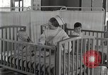Image of baby in oxygen tent Detroit Michigan USA, 1936, second 59 stock footage video 65675023151