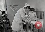 Image of child suffers from tuberculosis Detroit Michigan USA, 1936, second 19 stock footage video 65675023152