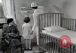 Image of child suffers from tuberculosis Detroit Michigan USA, 1936, second 34 stock footage video 65675023152