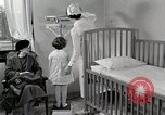 Image of child suffers from tuberculosis Detroit Michigan USA, 1936, second 36 stock footage video 65675023152