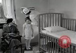 Image of child suffers from tuberculosis Detroit Michigan USA, 1936, second 50 stock footage video 65675023152