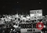 Image of Franklin Delano Roosevelt Chicago Illinois USA, 1944, second 33 stock footage video 65675023163