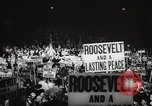 Image of Franklin Delano Roosevelt Chicago Illinois USA, 1944, second 34 stock footage video 65675023163