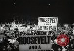 Image of Franklin Delano Roosevelt Chicago Illinois USA, 1944, second 36 stock footage video 65675023163