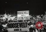 Image of Franklin Delano Roosevelt Chicago Illinois USA, 1944, second 37 stock footage video 65675023163
