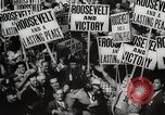 Image of Franklin Delano Roosevelt Chicago Illinois USA, 1944, second 39 stock footage video 65675023163
