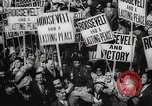 Image of Franklin Delano Roosevelt Chicago Illinois USA, 1944, second 41 stock footage video 65675023163