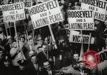 Image of Franklin Delano Roosevelt Chicago Illinois USA, 1944, second 42 stock footage video 65675023163
