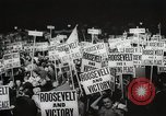 Image of Franklin Delano Roosevelt Chicago Illinois USA, 1944, second 44 stock footage video 65675023163