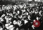 Image of New Year celebrations New York City USA, 1938, second 12 stock footage video 65675023165