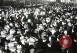 Image of New Year celebrations New York City USA, 1938, second 13 stock footage video 65675023165