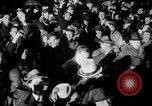 Image of New Year celebrations New York City USA, 1938, second 25 stock footage video 65675023165