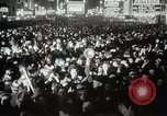 Image of New Year celebrations New York City USA, 1938, second 33 stock footage video 65675023165