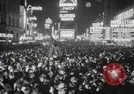 Image of New Year celebrations New York City USA, 1938, second 38 stock footage video 65675023165