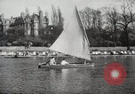 Image of Spring time London England United Kingdom, 1938, second 62 stock footage video 65675023175