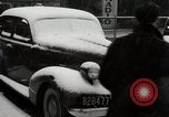 Image of Snow in Manhattan New York United States USA, 1938, second 18 stock footage video 65675023176