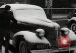 Image of Snow in Manhattan New York United States USA, 1938, second 19 stock footage video 65675023176