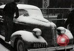 Image of Snow in Manhattan New York United States USA, 1938, second 20 stock footage video 65675023176